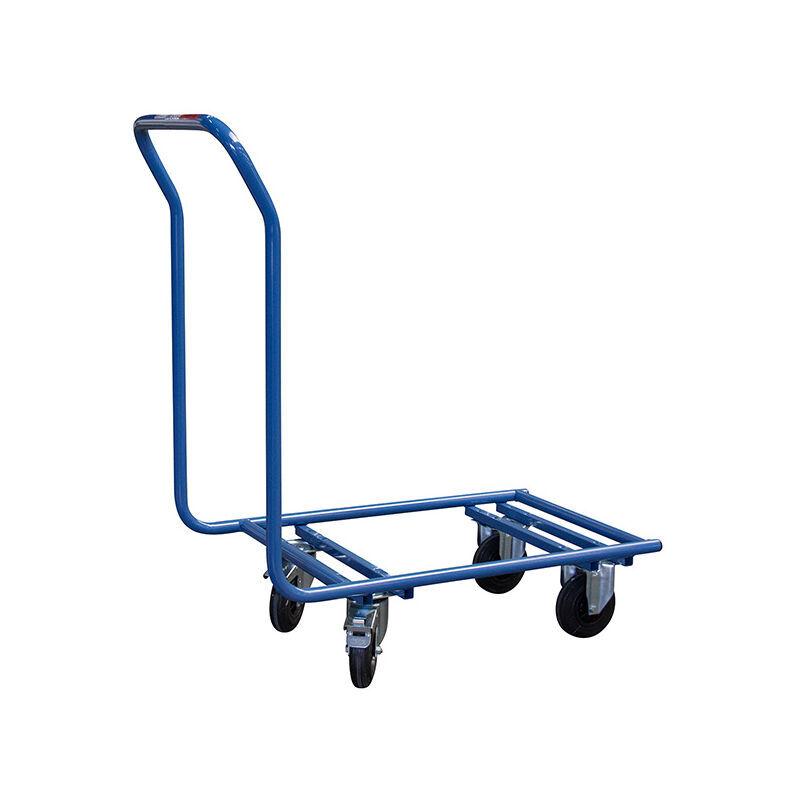 CHARIOT DE MANUTENTION - MATISERE Chariot De Manutention-matisere - Chariot pour bacs plastiques 600x400mm