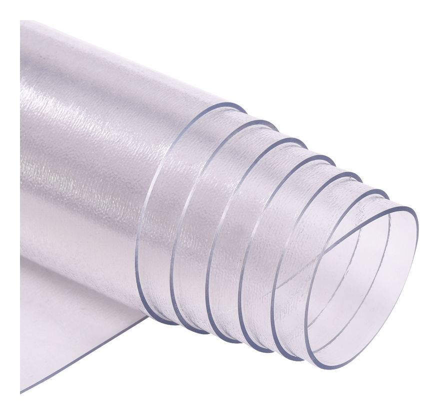 COSTWAY Tapis Protège Sol Antidérapant en PVC pour Parquet Stratifié Tapis de