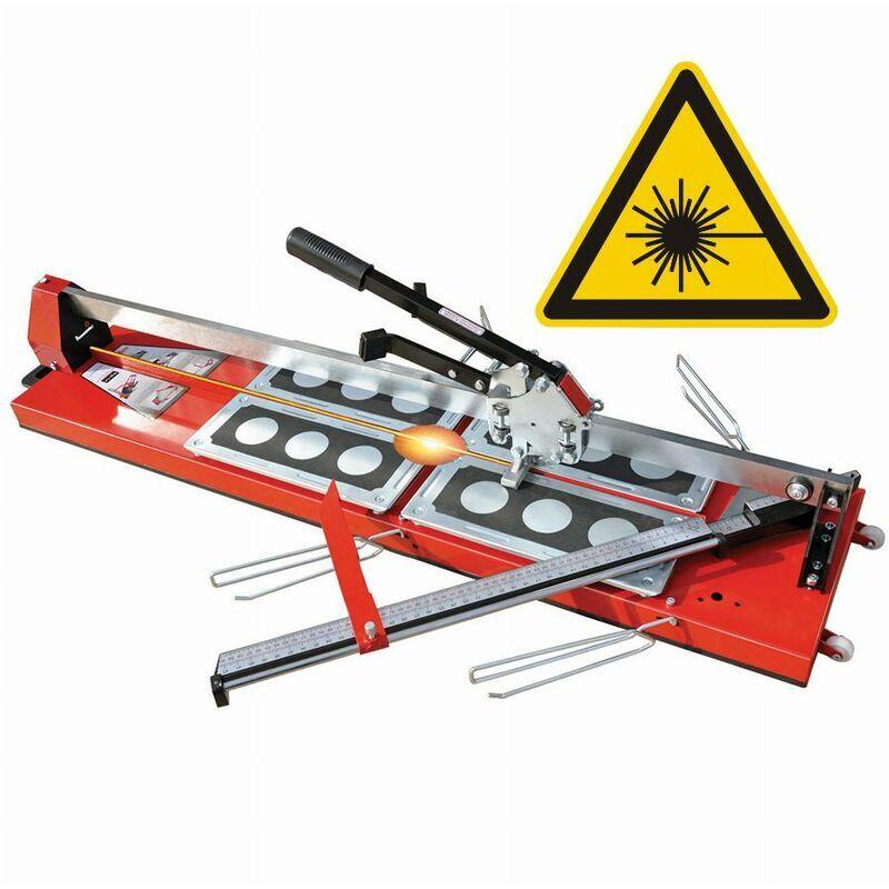 HEKA Coupe-carreau GigaCut 1350mm HEKA - avec guide laser - 013037