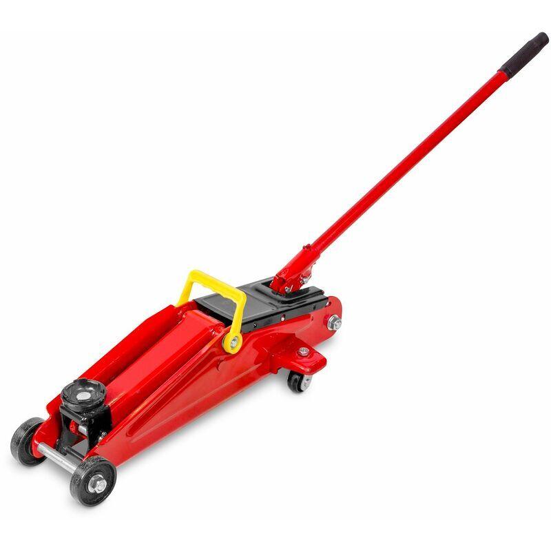 MW-TOOLS Cric rouleur hydraulique 2T CATM200 - Mw-tools