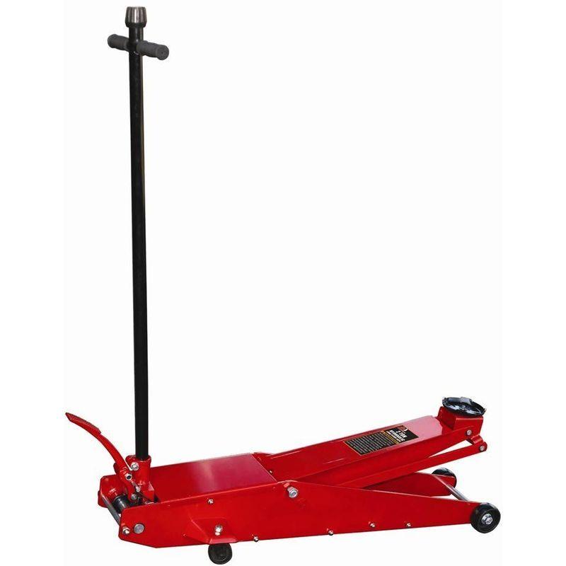 CONDOR Cric rouleur hydraulique professionnel 2 tonnes