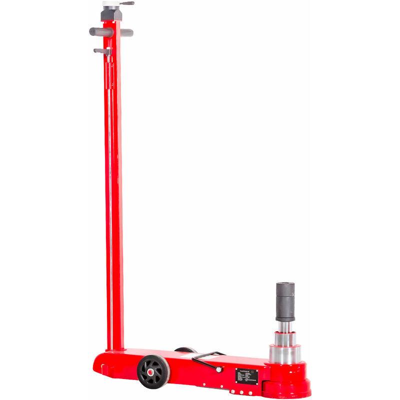 MW-TOOLS Cric rouleur hydropneumatique 40 t MW-Tools HPK102040L