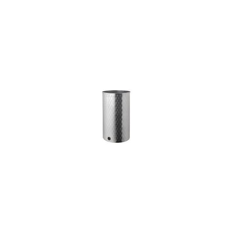 Rondi - Cuve acier inoxydable 304 ECO/vanne huile/1.000L