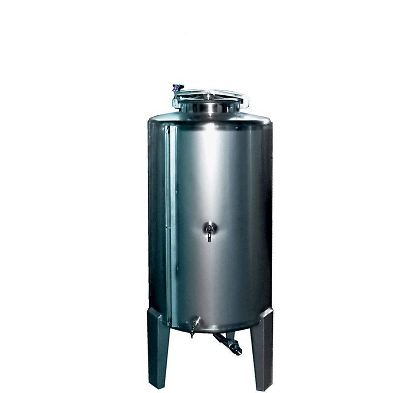 Rondi - Cuve avec bouchon supérieure 2 -1.000L