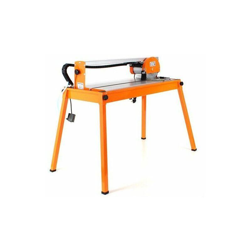 HUCOCO DCRAFT - Coupe-carreaux de table - Puissance 800W - Rotations 2950 tr/min