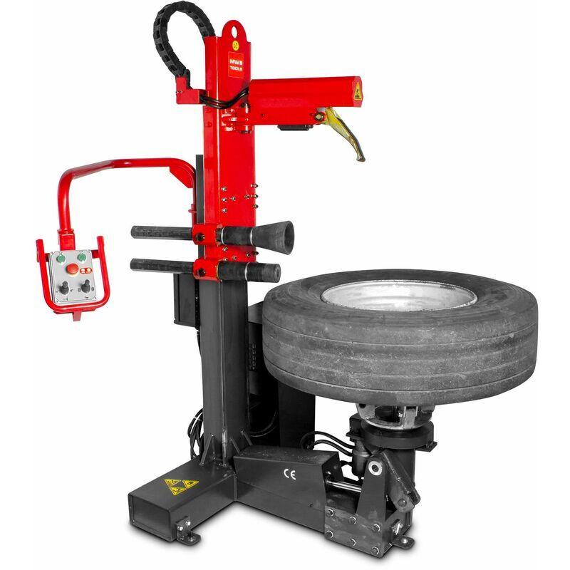 MW-TOOLS Démonte-pneu pour camionnettes et poids lourds 26 3x400V MW-Tools BT700H