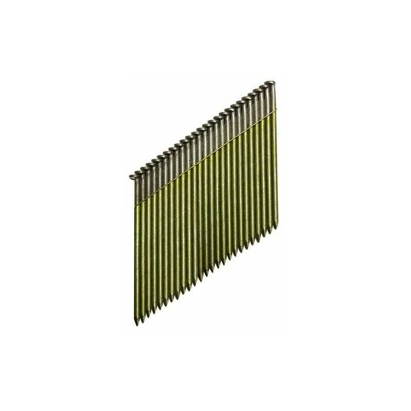 DeWALT Clous 34º, lisse, 50 mm, 2200 pièces - DNW2850E