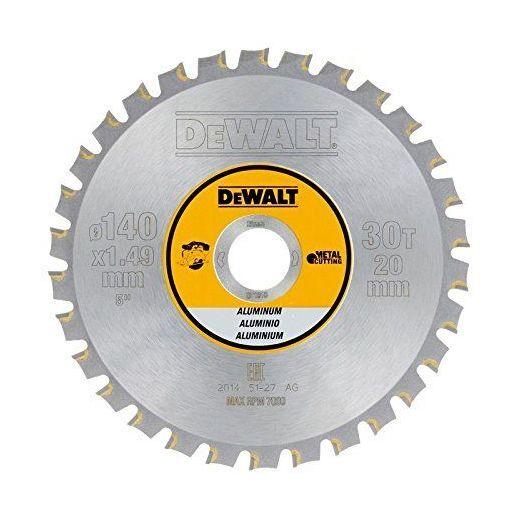 DeWalt Lame de scie circulaire en métal 140/2030FZ et 3 pour de dt1910QZ