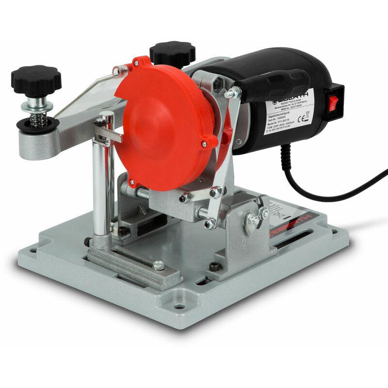 EBERTH 110 Watt Affûteuse pour Lame de Scie Circulaire (Ø 100 mm Meule, 90 - 400mm
