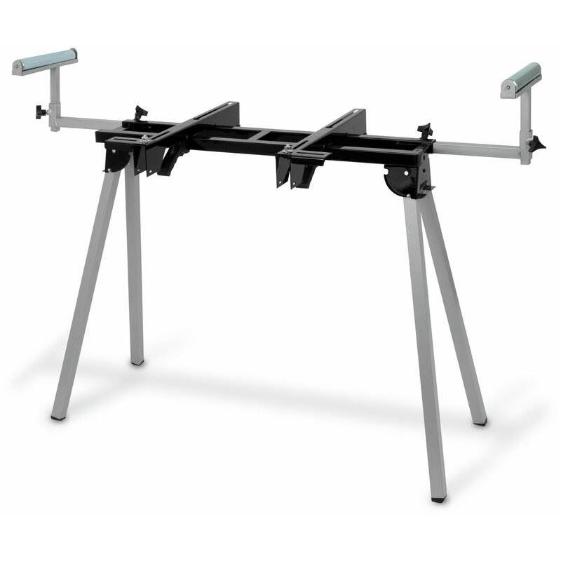 Eberth - 1600 mm Support universel pour Scie à onglet (136 kg Capacité de
