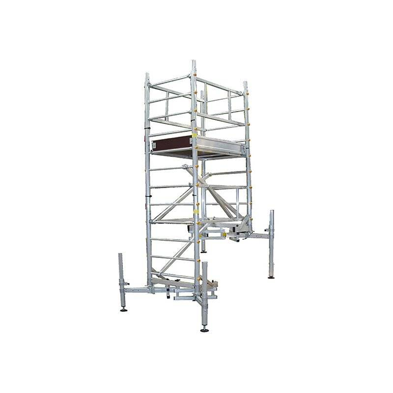 ECHAFAUDAGE DIRECT - MATISERE Echafaudage Direct-matisere - C. Echafaudage pour escalier : Hauteur de travail