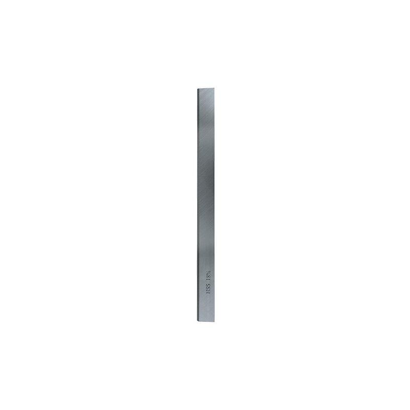 LEMAN Fer de dégauchisseuse HSS 18% 420x30x2,5 mm pour bois - 042.30.252 - - Leman