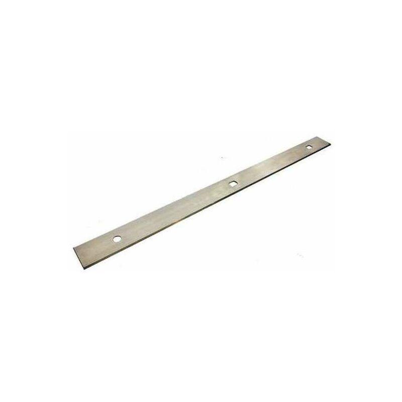 KITY-SCHEPPACH-WOODSTAR Fer de dégauchisseuse réversible 260x18,5x1.0 mm (Bestcombi 260, Lurem RD26,