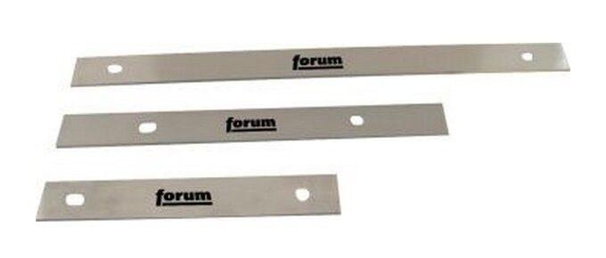 Forum - Fer de rabot jetable, Long. : 205 mm, Pour la marque Holz Her