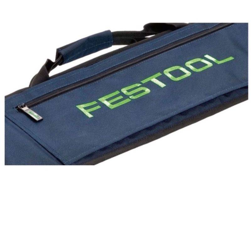 FESTOOL FS 1400/2 Rail de guidage 1400 mm 2x ( 491498 ) + Pochette de rail de guidage