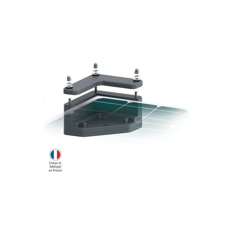 UNITECK Fixation de panneau solaire pour camping-car UNIFIX 1.C