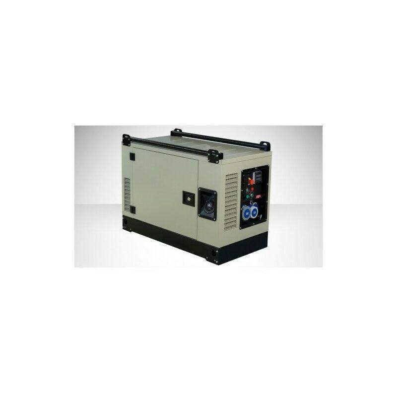 FOGO Groupe électrogène essence 10.5kw AVR silencieux moteur Vanguard FV11001CRA