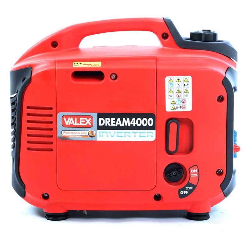 VALEX Groupe électrogène inverter silencieux VALEX DREAM 4000 1371818- 2 Kw