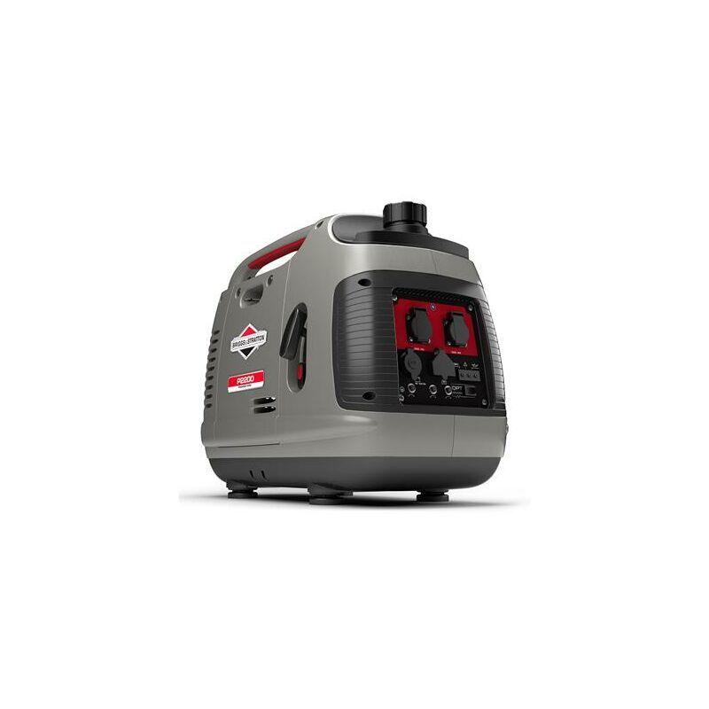 BRIGGS & STRATTON Briggs&stratton; - Groupe Inverter P2200 1700 watts 111 cc 230 volts PowerSmart