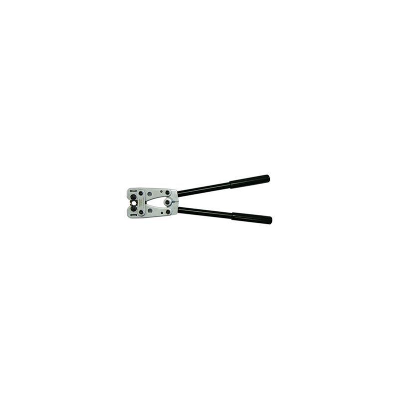 Haupa Pince à sertir d'électricien 6-50mm2 D