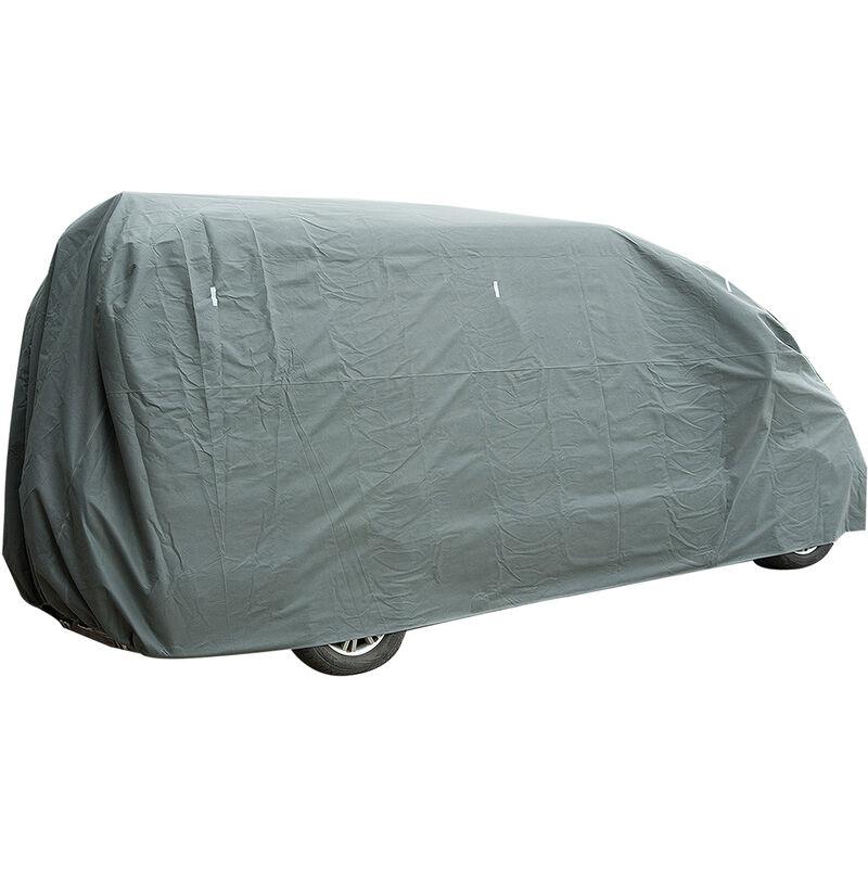 Homcom - Housse de protection imperméable pour caravane, camping car, voiture