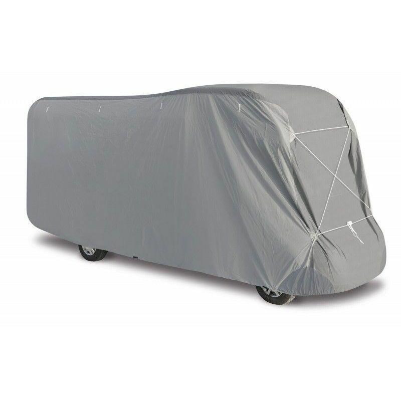 ROAD CLUB Housse de protection pour Camping car haute qualité L570 x l238 x H270 cm - Gris