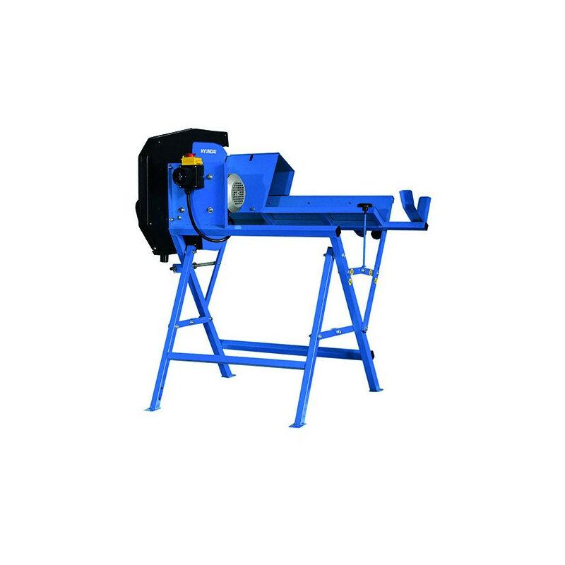HYUNDAI Scie à bûches électrique 2200 W 13.5 cm 405 mm HSBE402