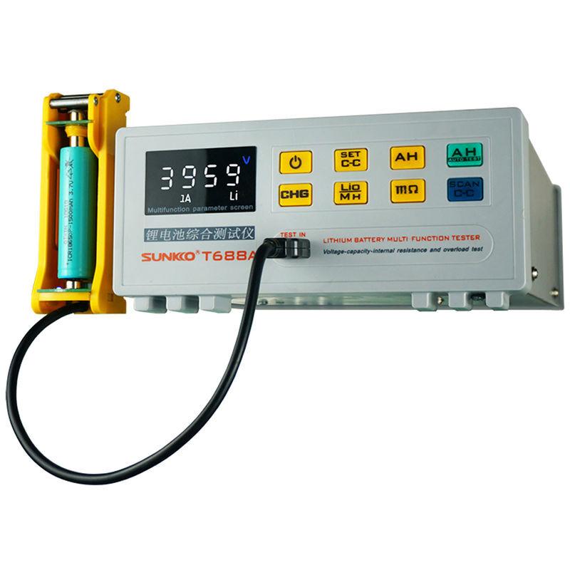 ASUPERMALL Instrument De Test Complet A Batterie Unique