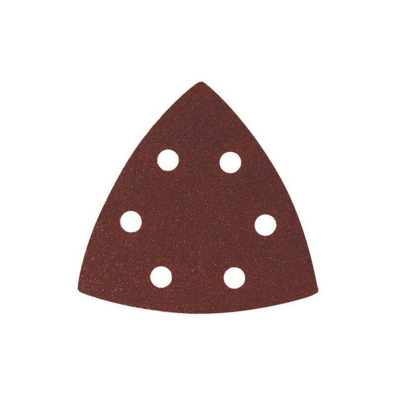 AEG Kit 10 triangles abrasifs AEG 93x93mm pour multitool 4932430321