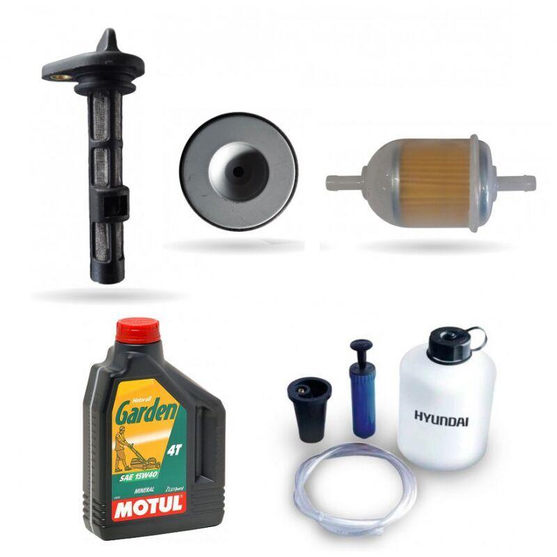 KOMPAK Kit d'entretien complet pour groupe électrogène Kompak et Black+Decker Diesel