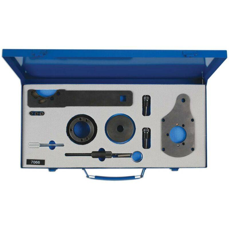 Laser Tools - KIT LASER TOOL D'OUTILS POUR CALAGE DU MOTEUR – VAUXHALL/OPEL 1.3
