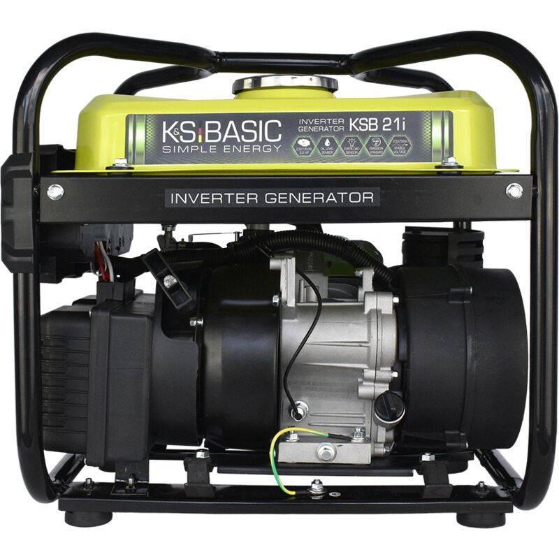 KÖNNER & SÖHNEN Könner&söhnen; - Groupe électrogène inverter KSB 21i d'une puissance maximale de