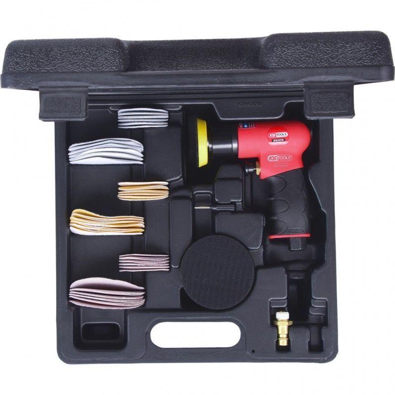 KSTOOLS Mini-ponceuse excentrique SlimPower et accessoires KS TOOLS 515.5110