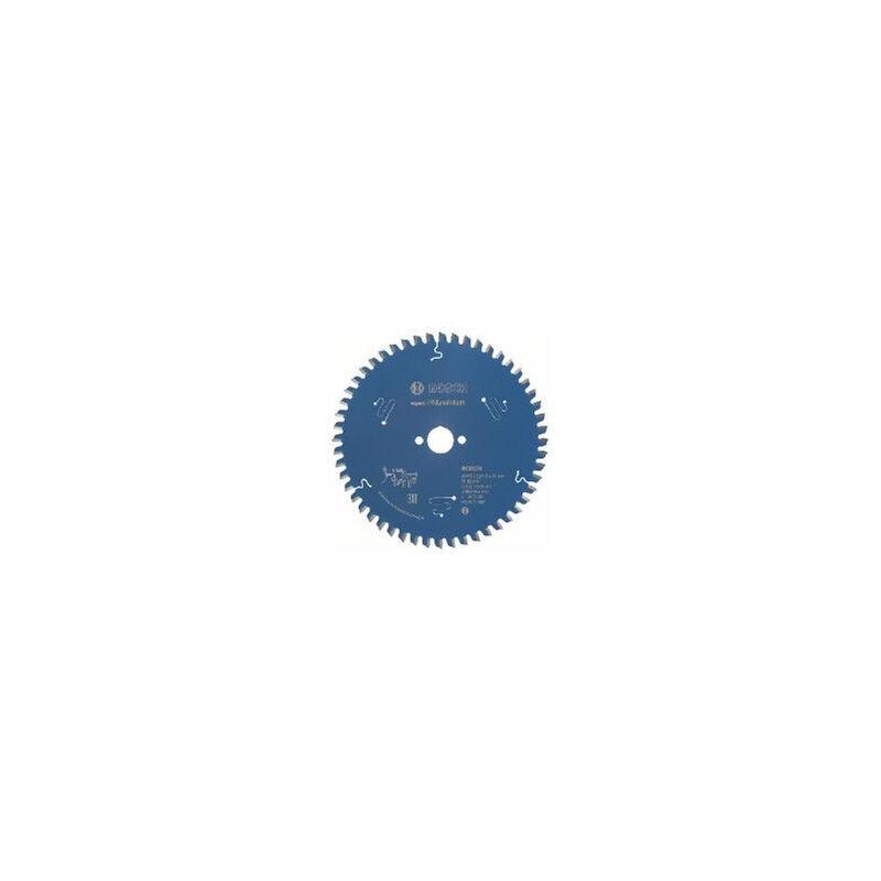 BOSCH Lame scie circulaire Expert Alu BOSCH 52 dents 165x20x2,6/1,6 mm - 2608644095