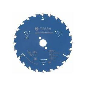 BOSCH Lame de scie circulaire Expert for Construct Wood Ø20mm - 165 x 20 x 2,0 mm, 24