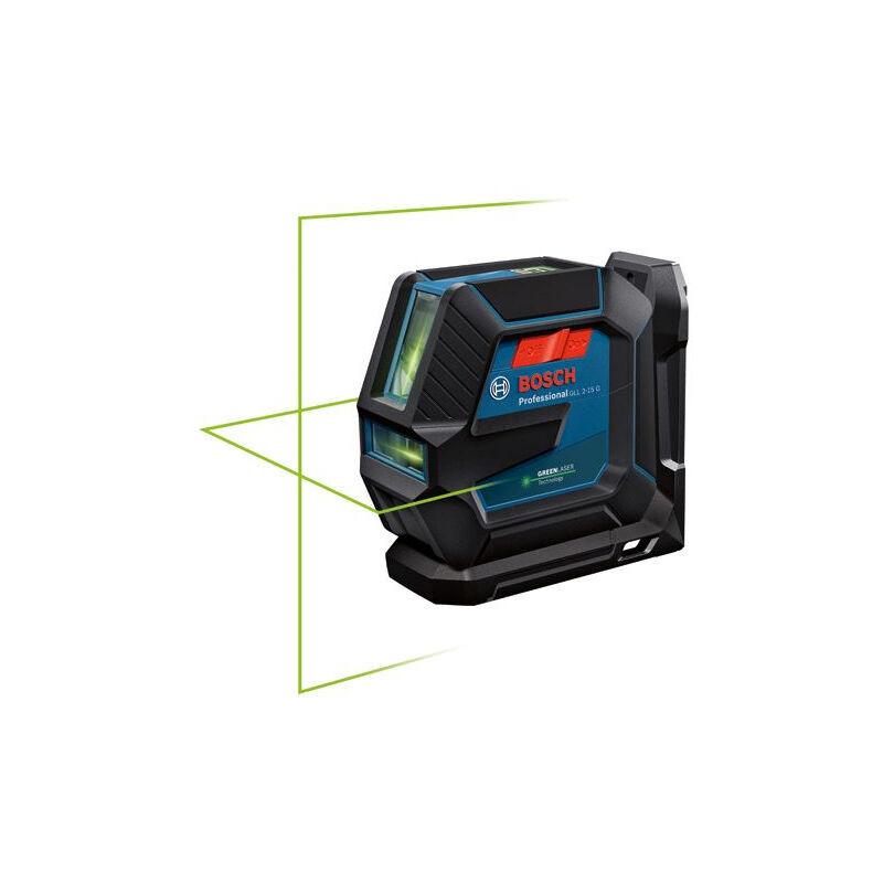 BOSCH Laser lignes GLL 2-15 G + Support BT150 BOSCH - 0601063W01