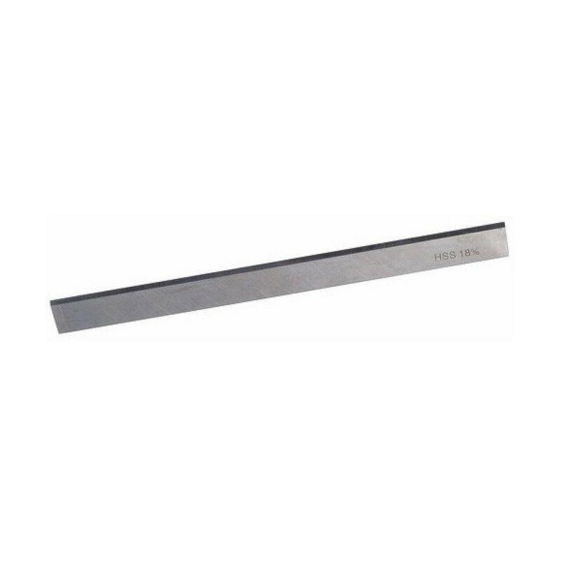 LEMAN Fer de dégauchisseuse HSS 18% 310x25x3,0 mm pour bois - 031.25.302 - Leman - -