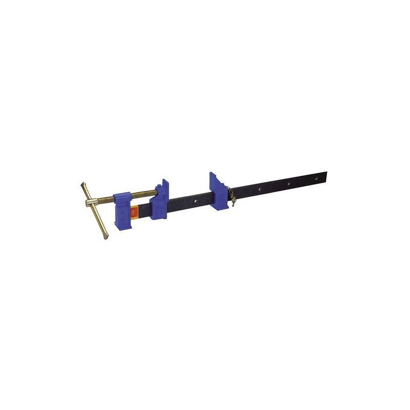 Leman - Serre-joint a panneaux section 40 x 10 mm - L. 2000 mm - 7040.10.2000 -