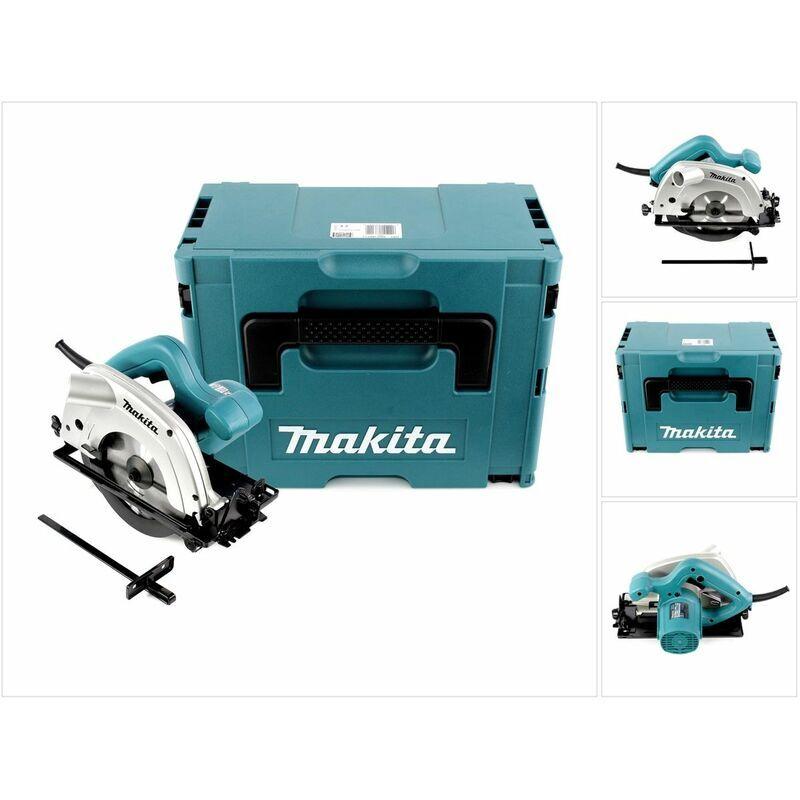 Makita 5604 R 950 W Scie circulaire avec 5000 tr/min jusqu'à 54 mm de hauteur