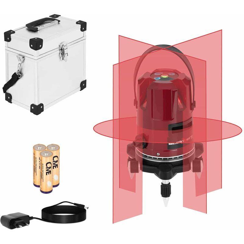 Steinberg - Niveau Laser En Croix Autonivelant Automatique 360° Portée 25