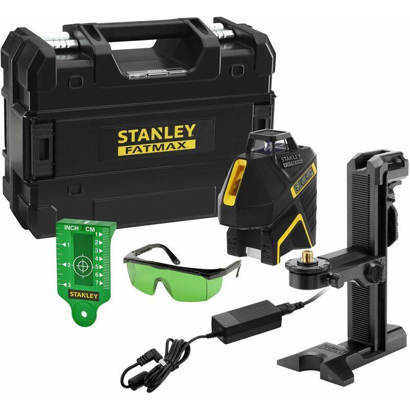 STANLEY Niveau Multilignes - SLR-2V - 50 m - FATMAX - STANLEY, FMHT77617-1