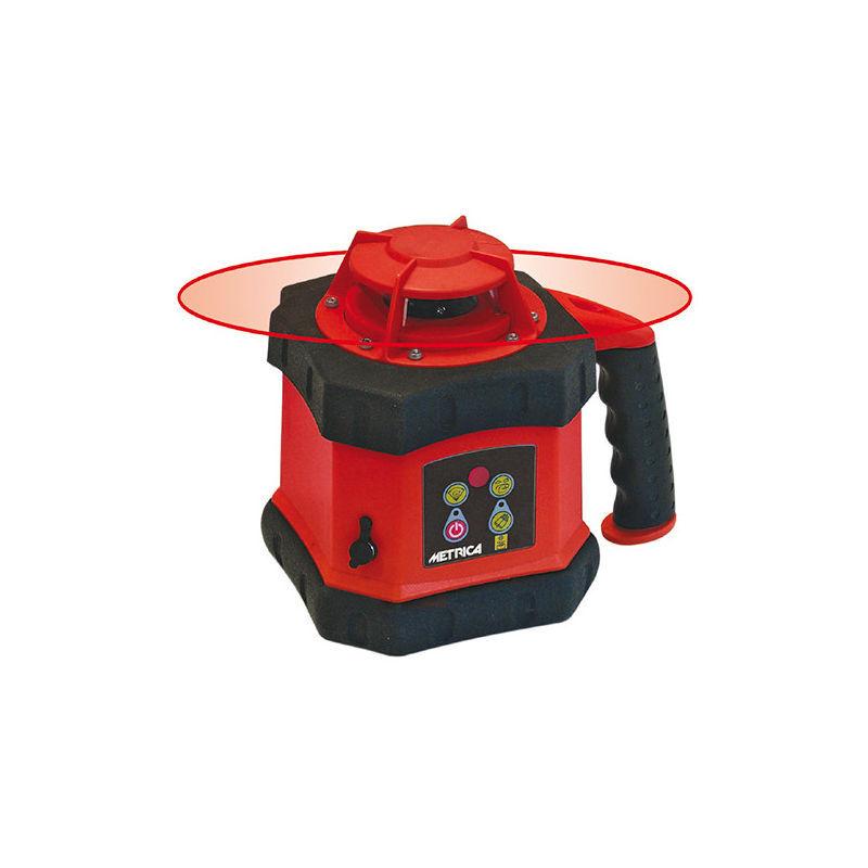 Metrica - Niveau laser automatique rotatif - BRAVO HLT