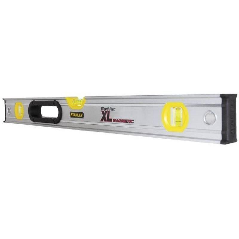 Stanley - Niveaux magnétique 2 semelles FatMax XTREME - L 200 cm
