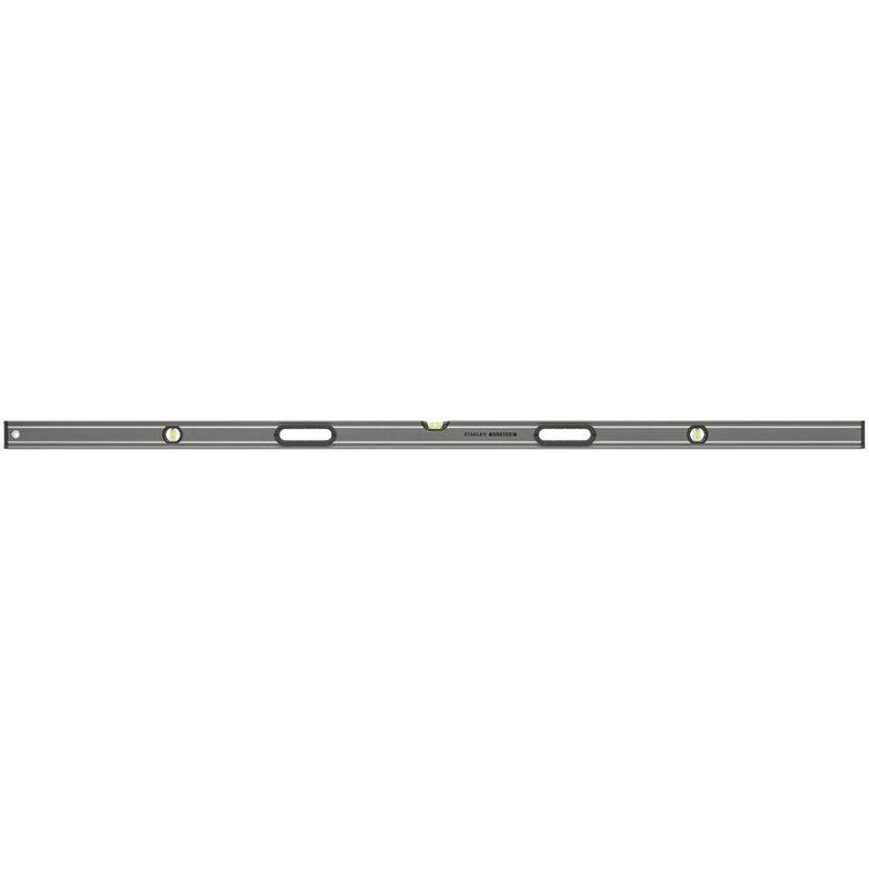 STANLEY Niveau Tubulaire - 180 cm - 3 Fioles - FATMAX Pro - STANLEY, 0-43-672