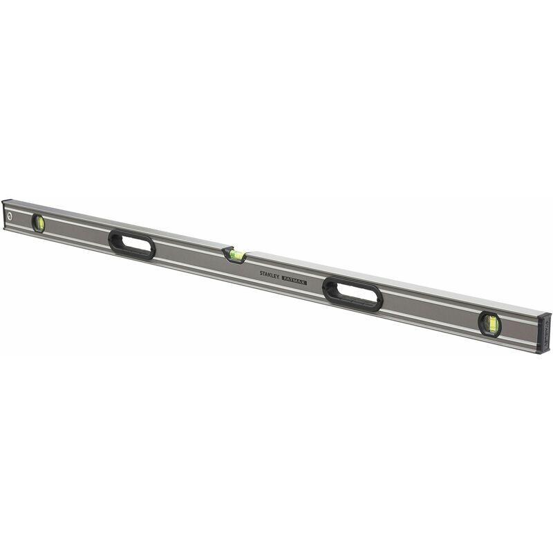 STANLEY Niveau Tubulaire - 120 cm - 3 Fioles - FATMAX Pro - STANLEY, 0-43-648
