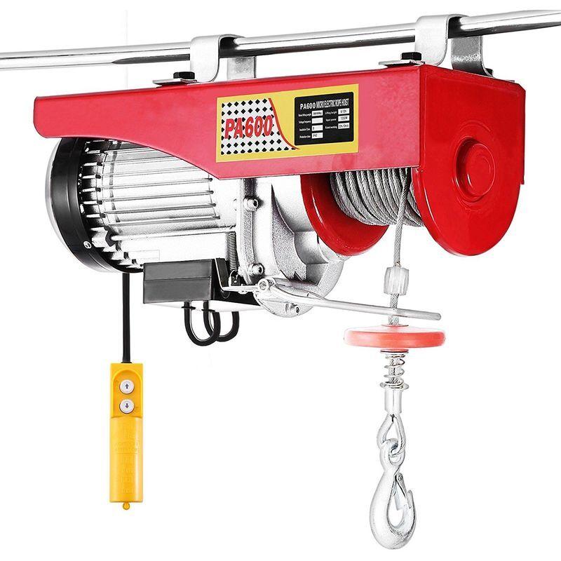 OOBEST Palan électrique 1050W 300/600 kg
