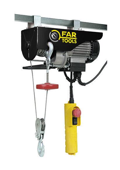 FARTOOLS Palan électrique 250 Kg max. EP500 500 W 230 V - 182002 - Fartools