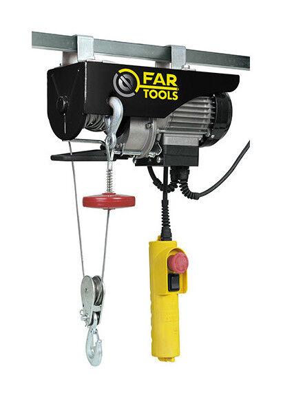 FARTOOLS Palan électrique 600 Kg max. EP1050 1050 W 230 V - 182007 - Fartools