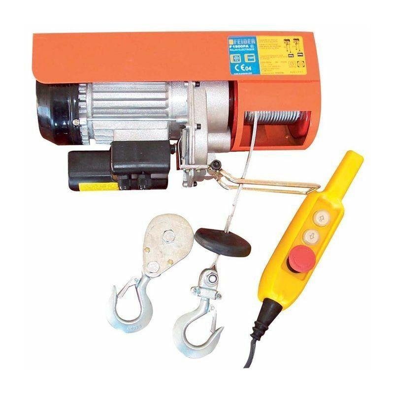FEIDER Palan électrique 200/400kg - Feider