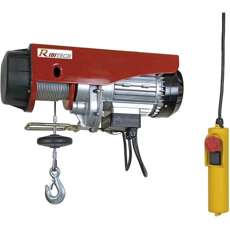 RIBIMEX Palan électrique 495/990 kg